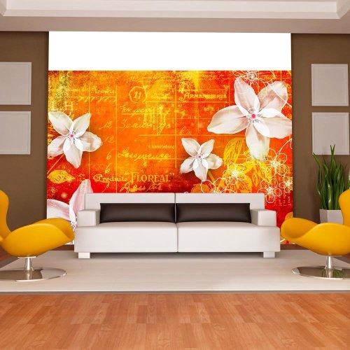 Wallpaper - Floral notes II