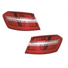 Mercedes E Class W212 2009-2013 Led Type Rear Tail Lights Pair O/s & N/s