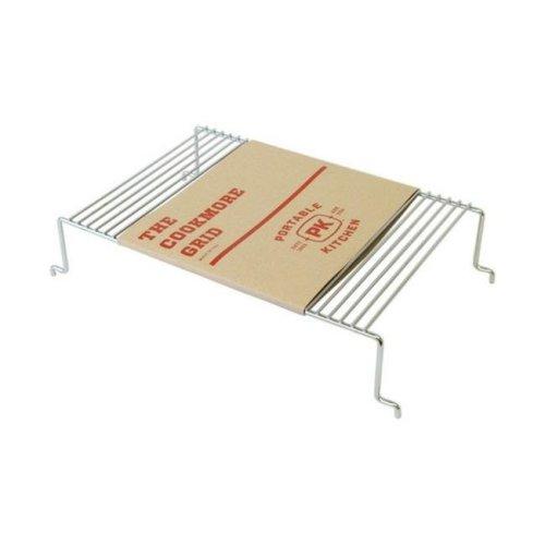 Portable Kitchen PK99020 White Cookmore Grid