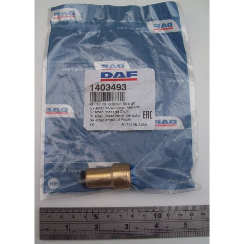 DAF LF 45 Quick Release Straight Fuel Coupling 1403493