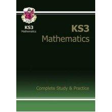 Ks3 Maths Complete Study & Practice