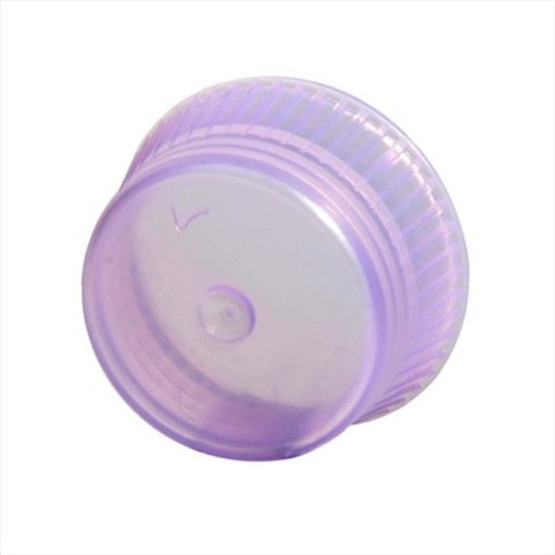 Uni-Flex Safety Caps for 10mm Blood Collecting Culture Tube 1000 Pk - Lavendr