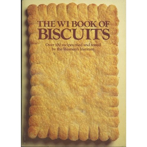 The WI Book of Biscuits