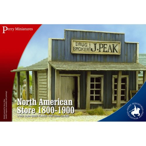 Perry Miniatures General Stores
