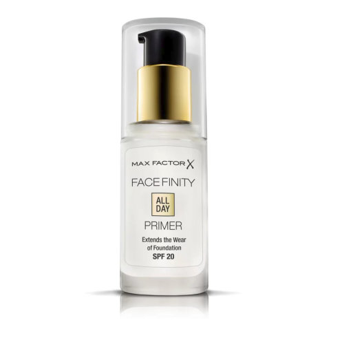 Max Factor Facefinity All Day Primer | SPF 20 Face Primer