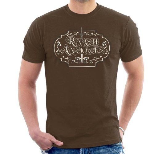 R Nash Antiques Highlander Men's T-Shirt
