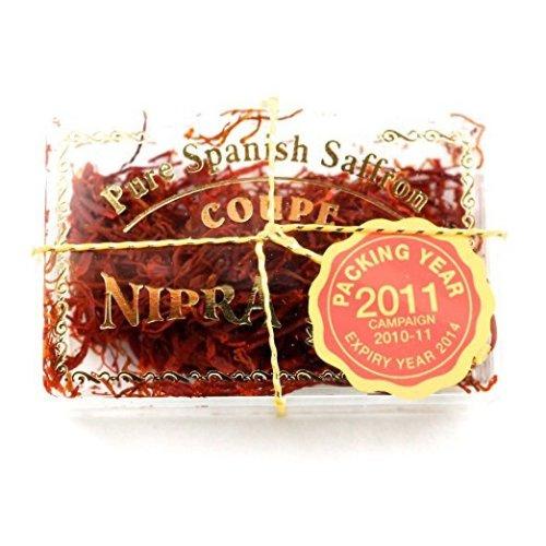 Nipra Pure Spanish Saffron Coupe 1 gram