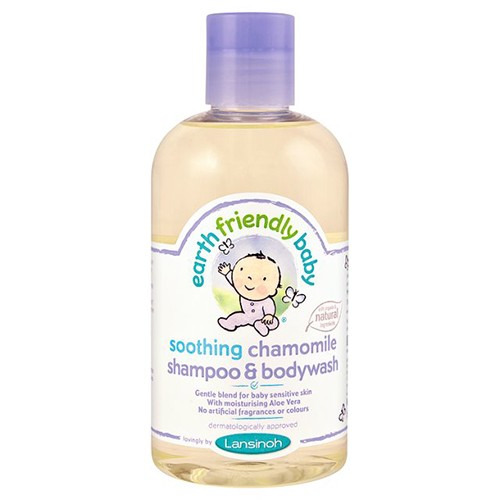 Earth Friendly Baby 15% off Soothing Chamomile Shampoo/bodywash 250ml