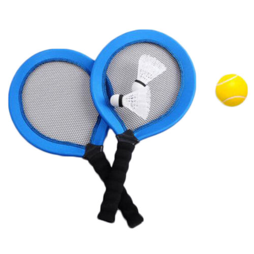 Great Kids Badminton Racquet Tennis Rackets Outdoor Sport Toys -A11