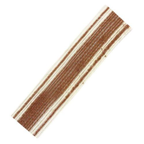 Coffee 2 Piece x 16 Feet - 25mm Jute Decor Material Rope Packing Twine DIY Craft