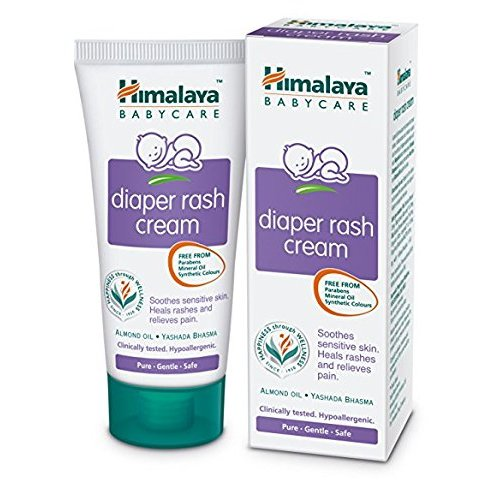 Himalaya Diaper Rash Cream For Baby (50g) - Pack of 2