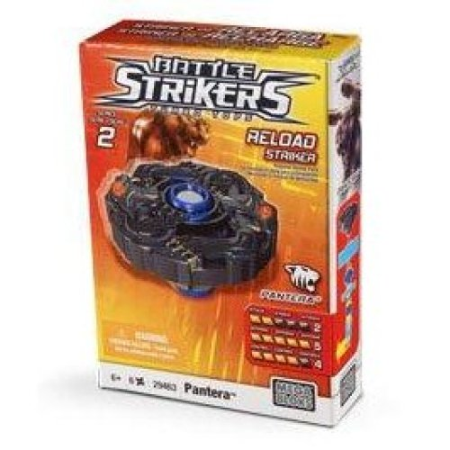 Magnext Battle Strikers Turbo Tops #29463 Pantera