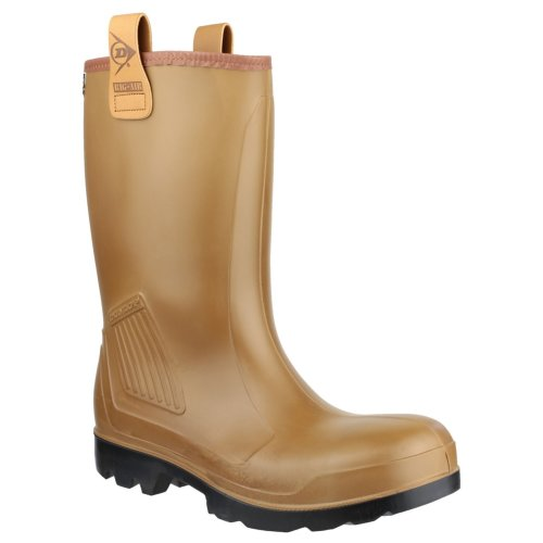 Dunlop R-AIR Un-Lined C462743 / Mens Boots / Safety Wellingtons
