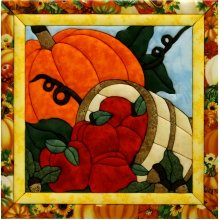Harvest Quilt Magic Kit-Harvest