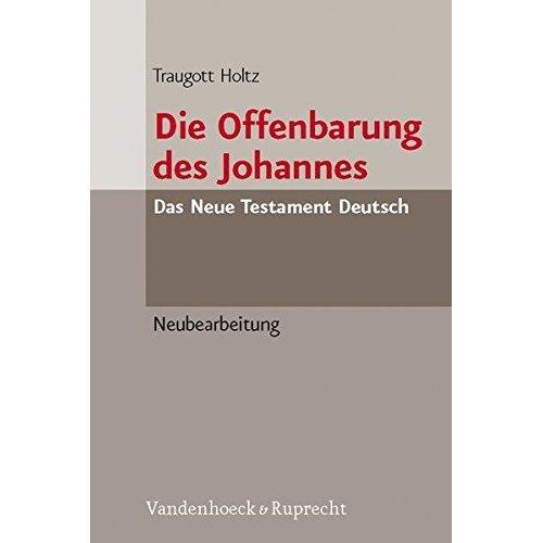 Die Offenbarung Des Johannes: Neubearbeitung (Neue Testament Deutsch)