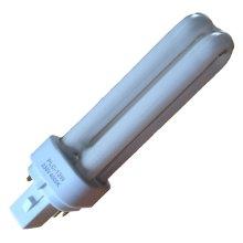 Energy Saving PLC bulb - 13w 4 pin CFL bulb - G24q-1 - colour 4000k - 5 PACK