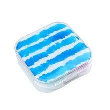 Travel Portable Contact Lens Case Eye Care Kits Box -A1