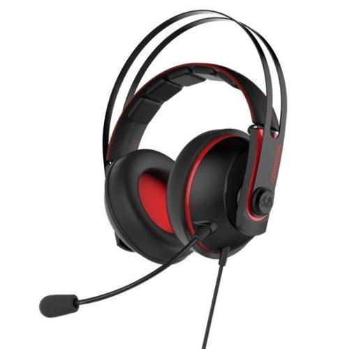 Asus Cerberus V2 Binaural Head-band Black,red Headset