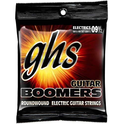GHS Boomers Extra Light +9.5-44 String Set