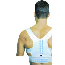 Power Magnetic Back Shoulder Posture Corrector Support Vest Unisex Adjustable