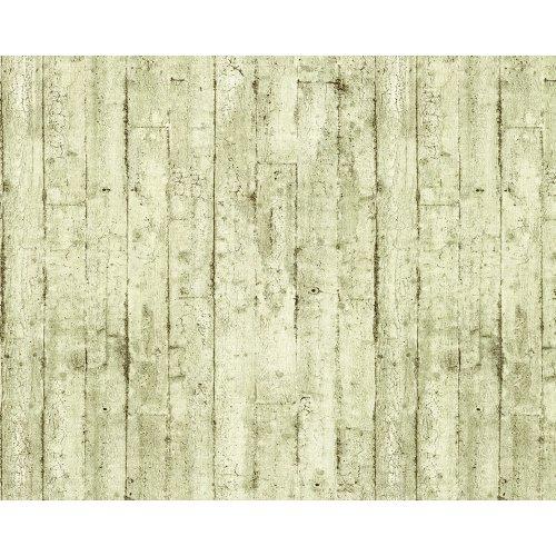 EDEM 81108BR03 Wood wallpaper matt olive cream 10.65 sqm