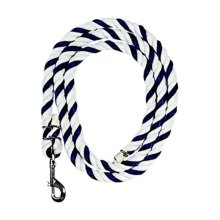 BEILERS 700-A Cotton Lead Rope with Swivel Snap, 6, White