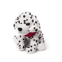 Intelex Plush Cozy Pet  Microwavable Dalmatian