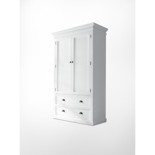 Whitehaven Painted Wardrobe