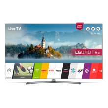 LG 55UJ750V 55 Inch SMART 4K Ultra HD HDR LED TV Freeview Play USB Record