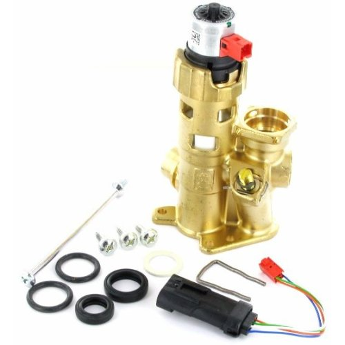 Vaillant 0020132682 Brass Diverter Valve With Adapter