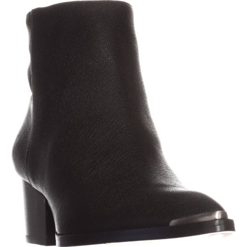 Calvin Klein Jeans Narice Ankle Boots, Black, 7 UK
