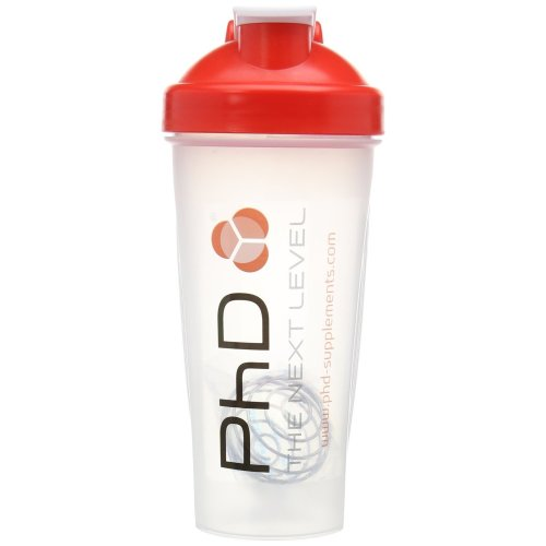 Phd Nutrition Red Mixball Shaker - 600ml