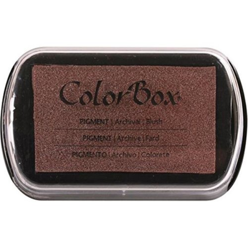 ColorBox CS19097 Full Size Ink Pad, Blush