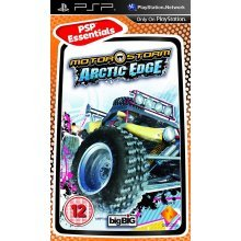 Motorstorm Artic Edge Essential Edition Sony PSP Game