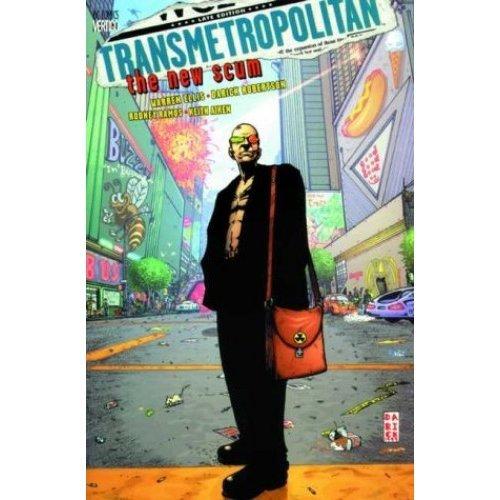 Transmetropolitan : The New Scum (Transmetropolitan S.)