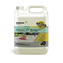 MossOff Multi Surface Moss & Algae Killer 5L | Liquid Moss Control