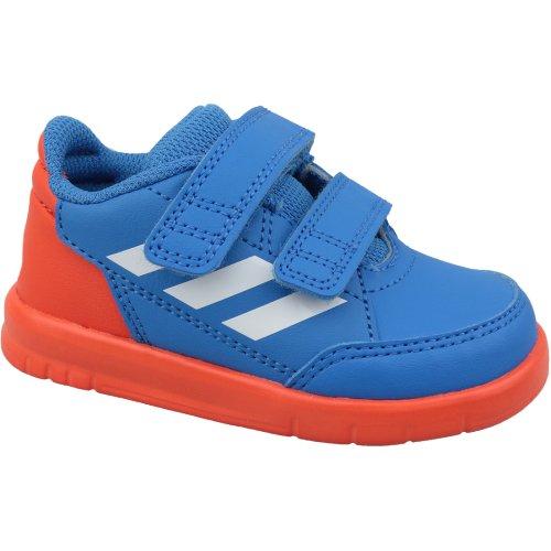 adidas AltaSport CF I D96842 Kids Blue sneakers