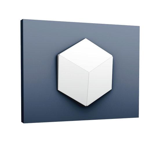 Orac Decor W105 MODERN ROMBUS 3D Wall panel deco element