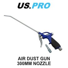 US PRO Air Dust Gun 300mm Nozzle Grip handles 8783
