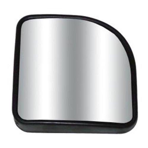 Cipa 49404 2 x 2 In. Corner Wedge Stick-On Convex Hotspot Mirror