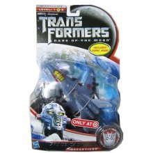 Transformers Dark Of The Moon Exclusive Deluxe Space Case W/ Mini Comic (US Version)