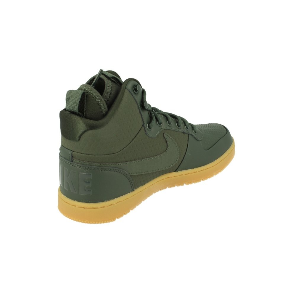 118e6bb6811 ... Nike Court Borough Mid Winter Mens Hi Top Trainers Aa0547 Sneakers Shoes  - 2 ...