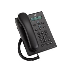 Cisco Unified SIP Phone CP-3905 UC IP Telephone VoIP Charcoal PoE