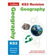 Collins Ks3 Revision and Practice - New Curriculum: Ks3 Geography All-in-one Revision and Practice