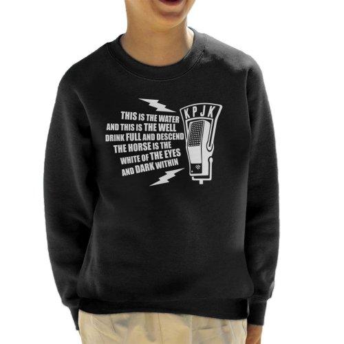 This is The Water Quote Twin Peaks Kid's Sweatshirt