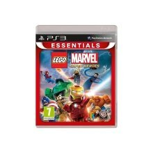 Lego Marvel Super Heroes Sony Playstation 3 Ps3 Game
