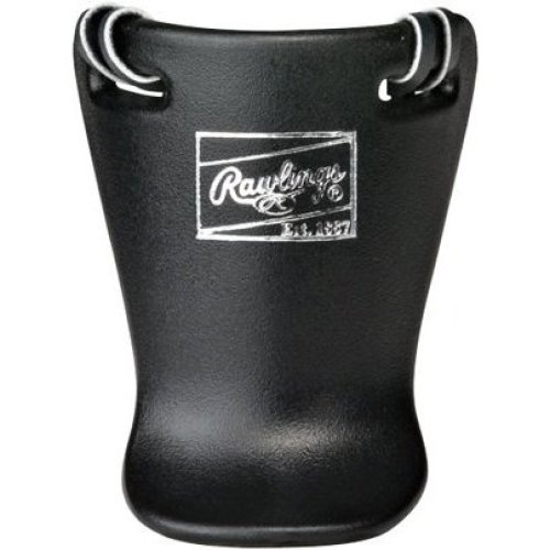 Rawlings TP4 Catchers Helmet Throat Guard (Black)
