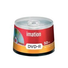 Imation 50 x DVD-R 4.7GB 4.7GB DVD-R 50pc(s)