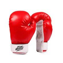 Fighting Gloves Boxing Sandbag Gloves, red thicken Training Gloves for kids