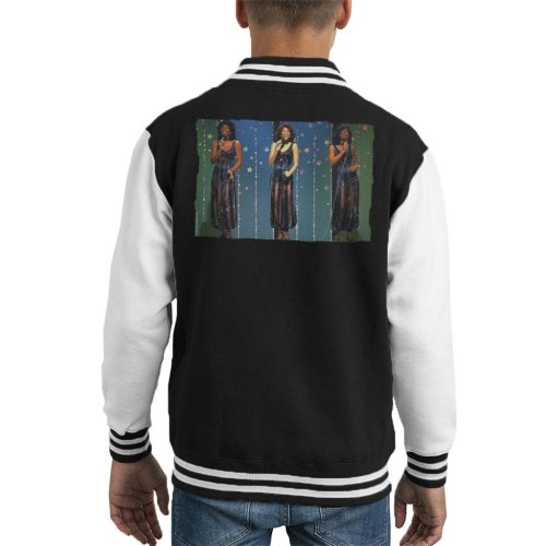 TV Times The Three Degrees Pop Group Performing Kid's Varsity Jacket